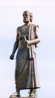 Aristarchus. The Greeks great astronomers
