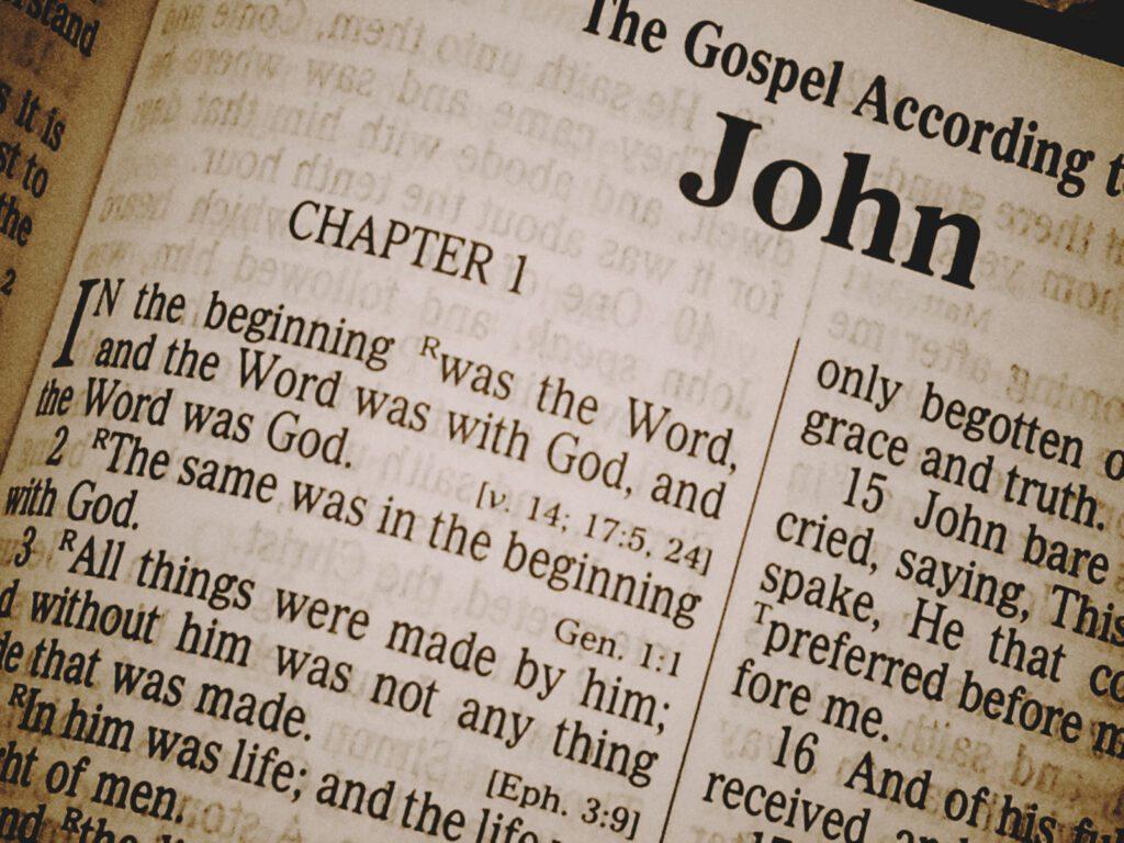 Gospel-The origin of the universe