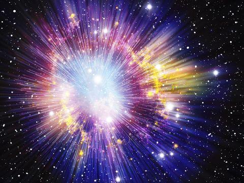 Big Bang. The origin of the universe
