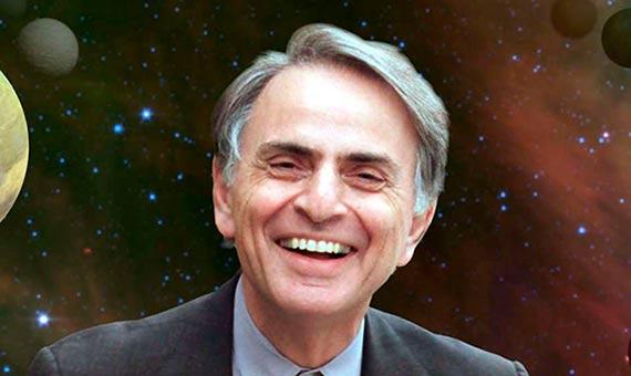 Carl Sagan. Exoplanets