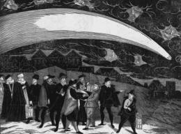 Comet 1577. Biography of Johannes Kepler