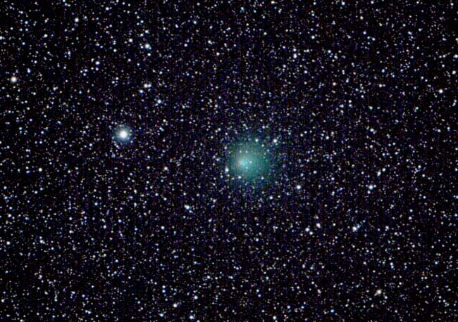 Comet encke 2003