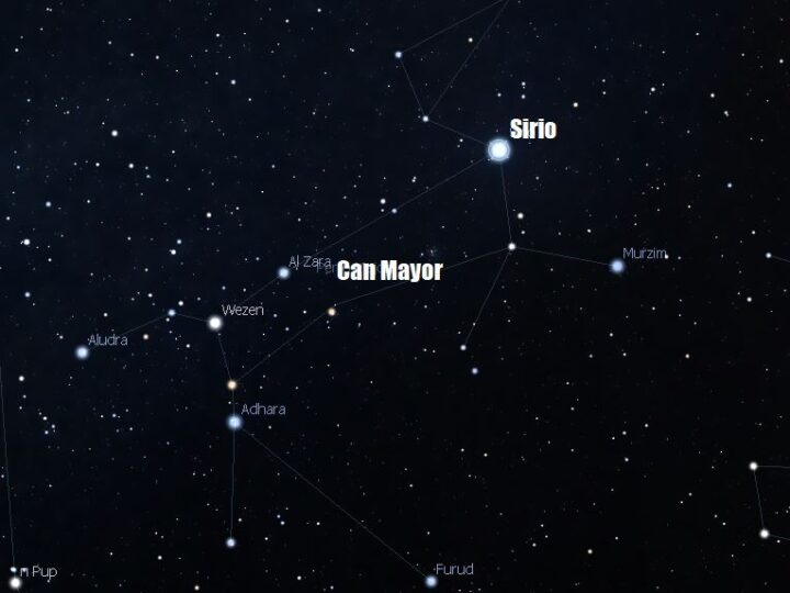 Sirio. Stars of the Universe