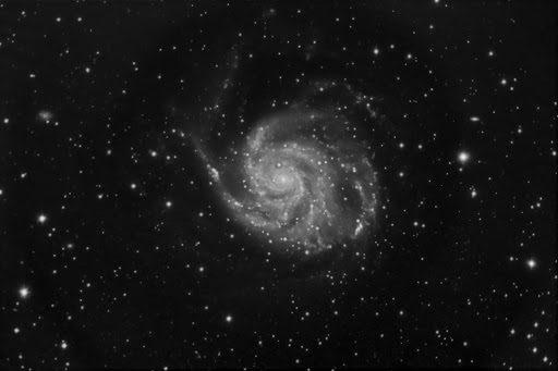 Galaxy NG 5457. Star Galaxy