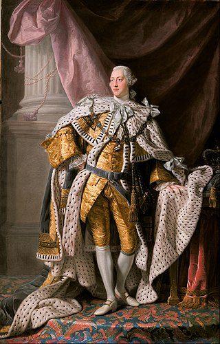 King George. Biography of William Herschel