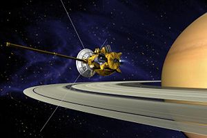 Jupiter Cassini