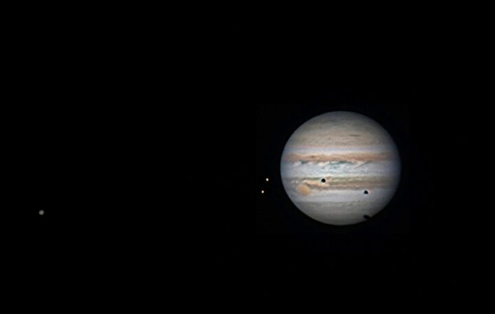 Jupiter satellites