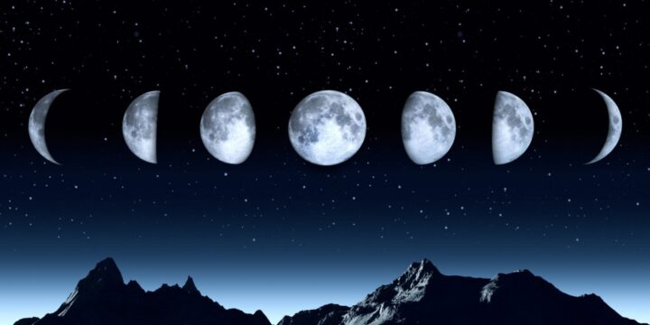 Moon phaces