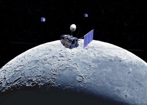 Hite. Moon exploration