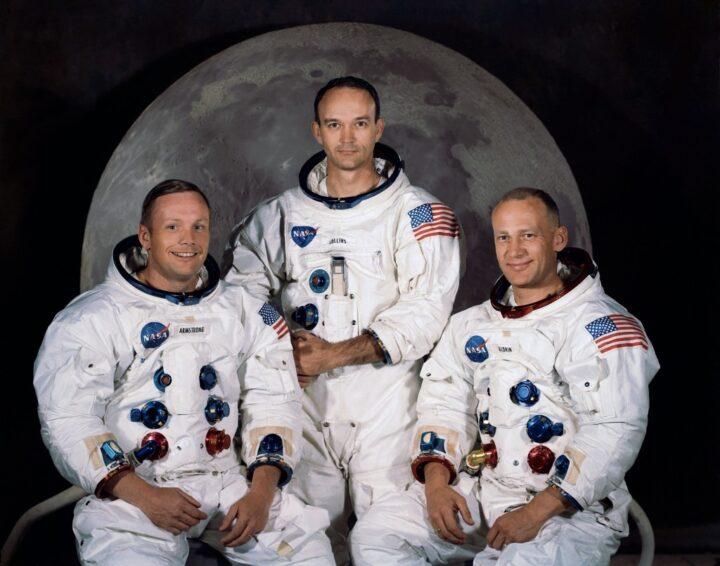 Apolo 13 crew