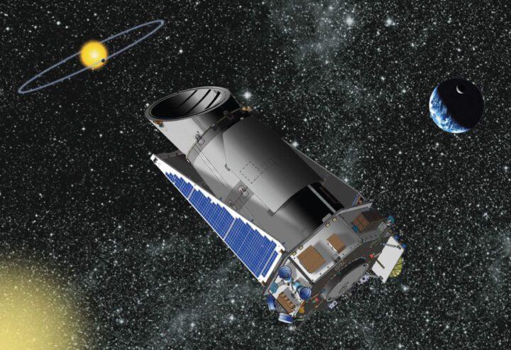 Keplerspacecraft. Exoplanets