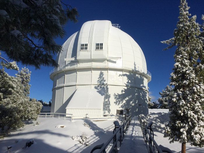 Mount Wilson. Biography of Edwin Hubble