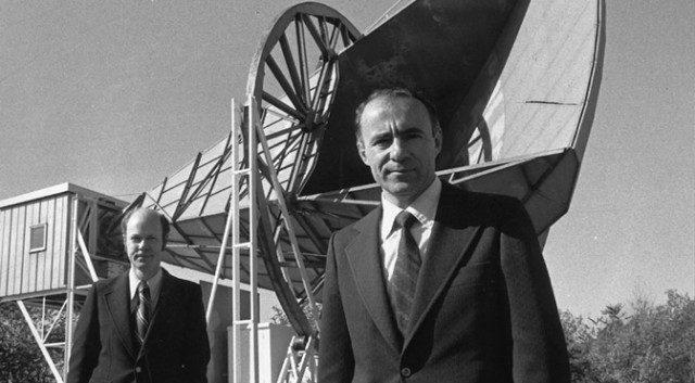 Pemzias Wilson - Theory of the stationary universe