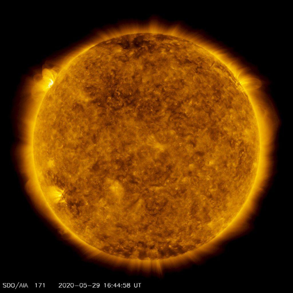 The Sun is a star