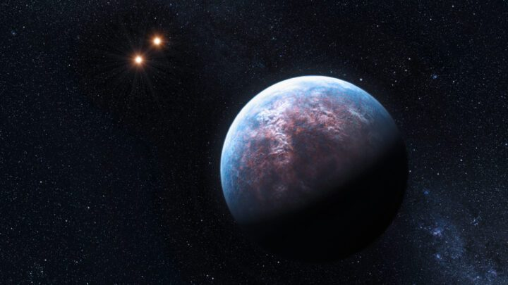 Super Earth. Exoplanets
