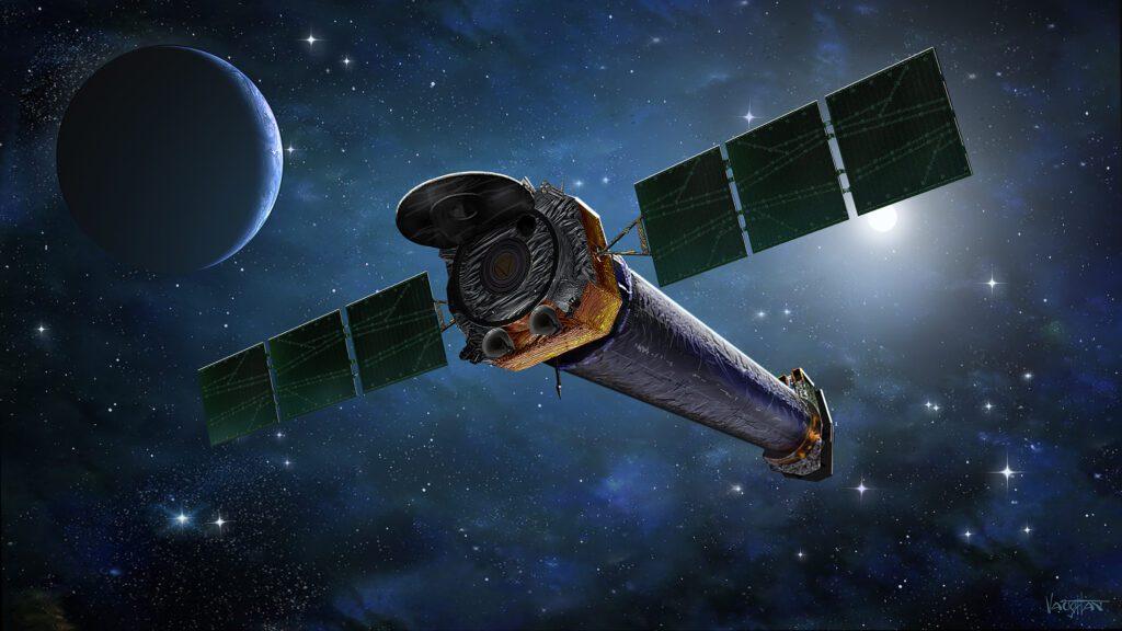 Chandra Space telescopes