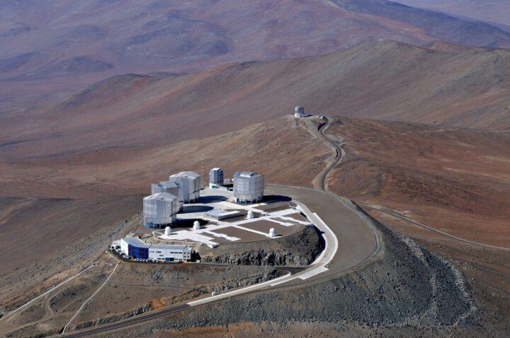 Telescope VLT3