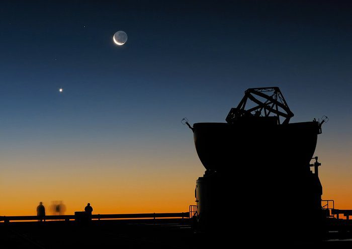 Venus evening
