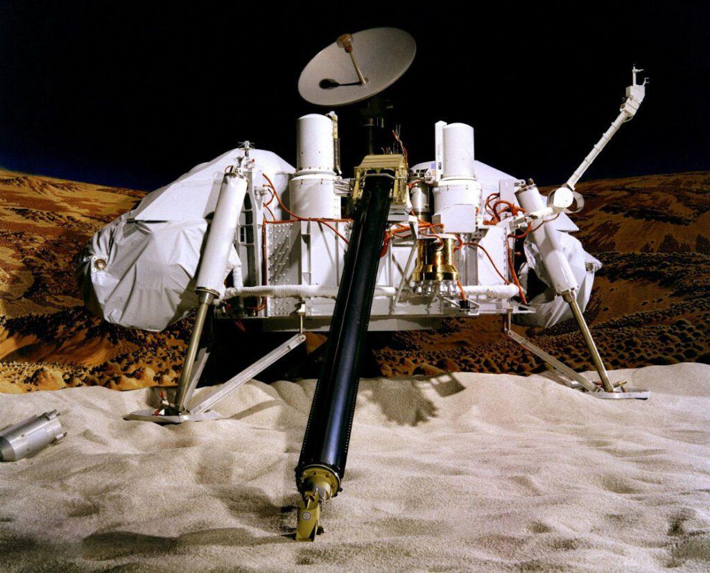 Viking. NASA National Aeronautics and Space Administration
