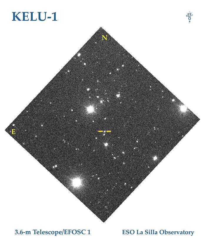 kelu 1. Dwarf stars