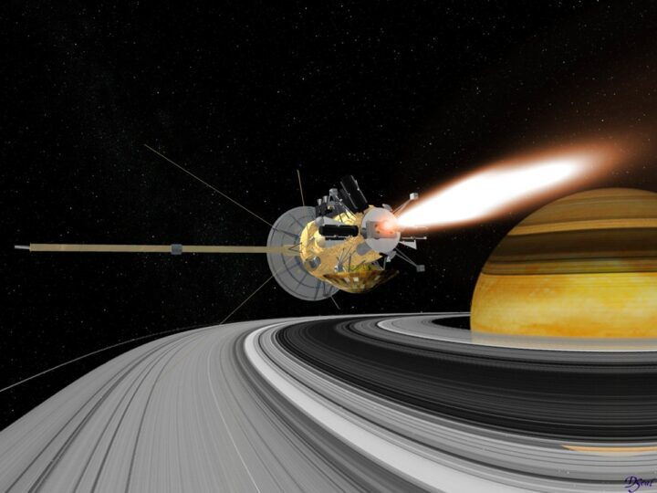 Saturn Huygens