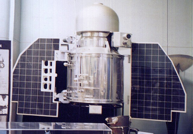 Marsnik1. Planet Mars exploration