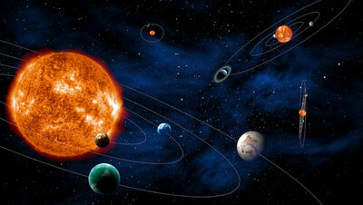 Exoplanets. Kepler space telescope.