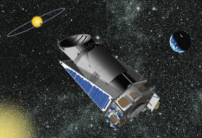 Telescope Kepler