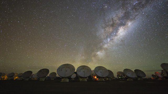 Telescope ALMA