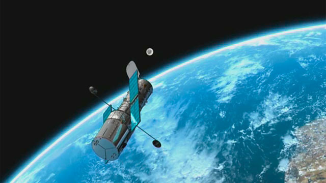Telescope Hubble
