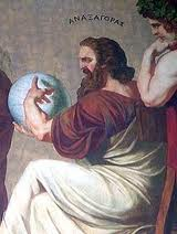 Anaxagoras uno de los grandes astrónomos griegos