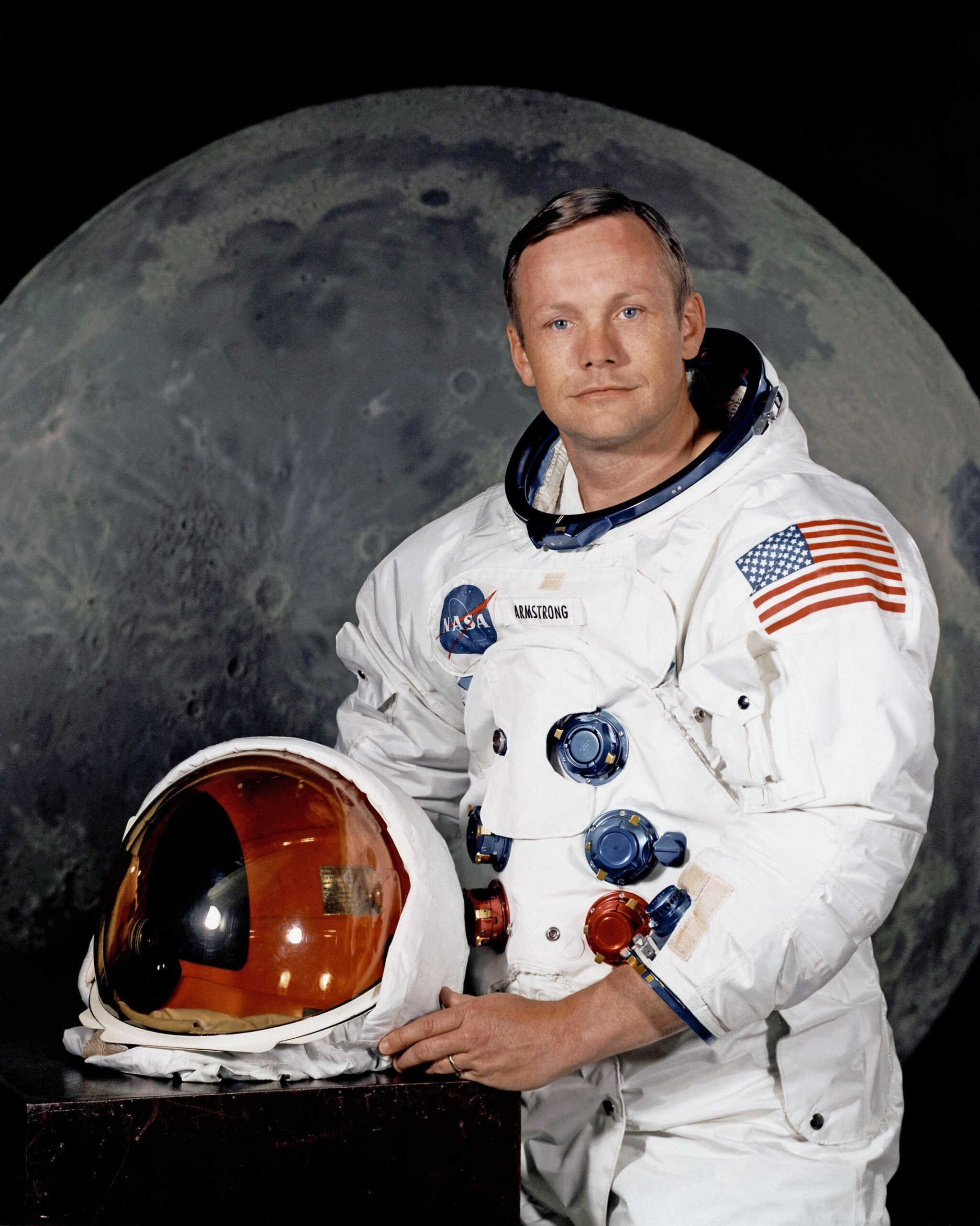 Armstrong NASA Administración Nacional de Aeronáutica y del Espacio