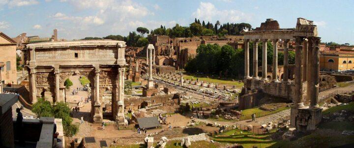 Foro romano calendarios juliano y gregoriano
