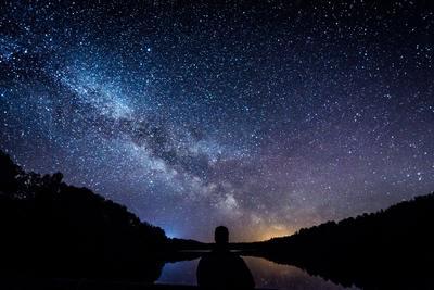 cielo noche