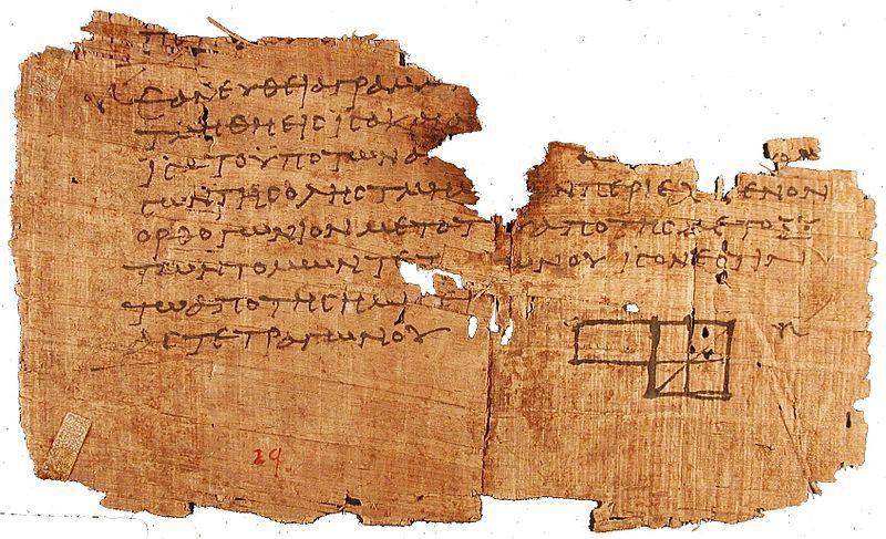 Euclides uno de los grandes astrónomos griegos