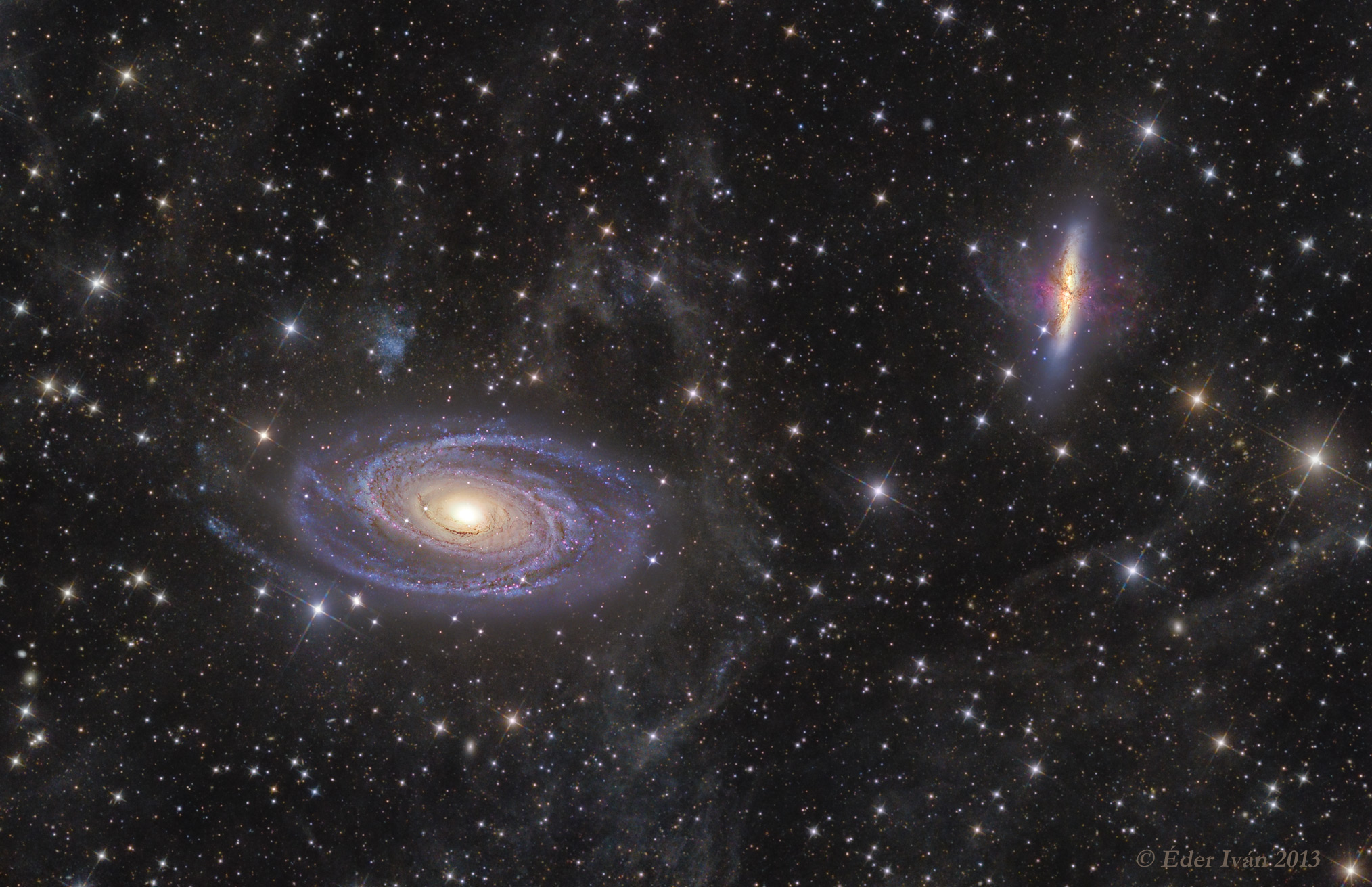 M81 M82