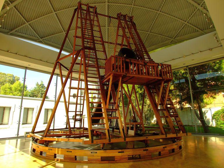 Herschel Telescopio