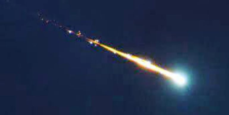 Canarias. Meteorites