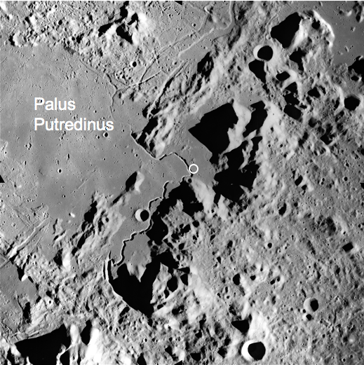 Luna Apolo 15
