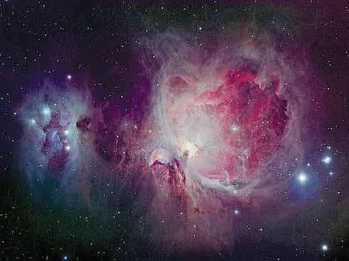 Nebulosa Orión