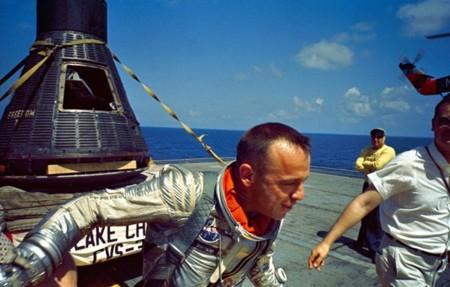 Shepard NASA Administración Nacional de Aeronáutica y del Espacio