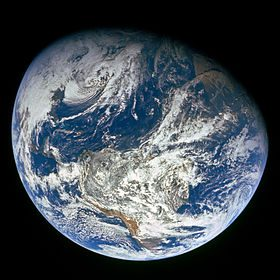 Tierra Apolo 8
