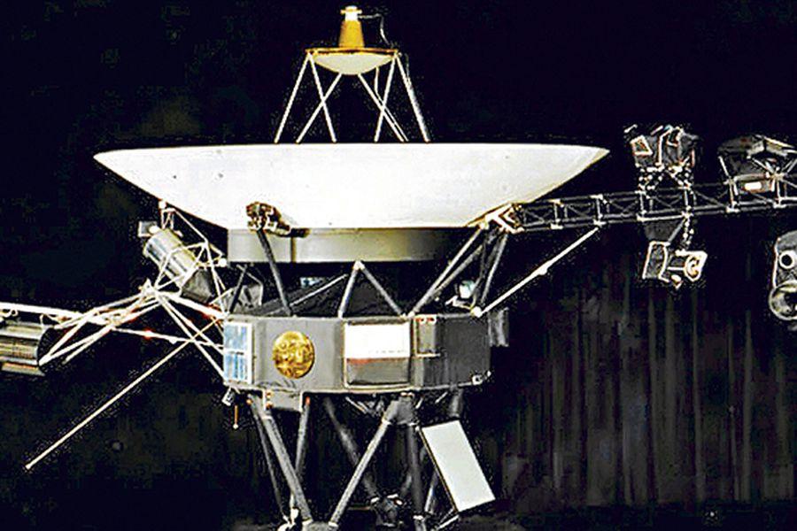 La sonda espacial Voyager