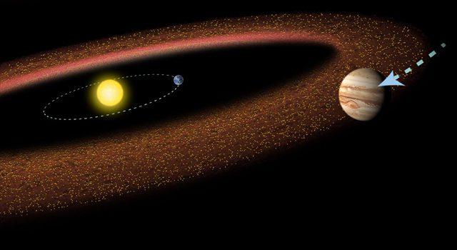 Cinturón Asteroides