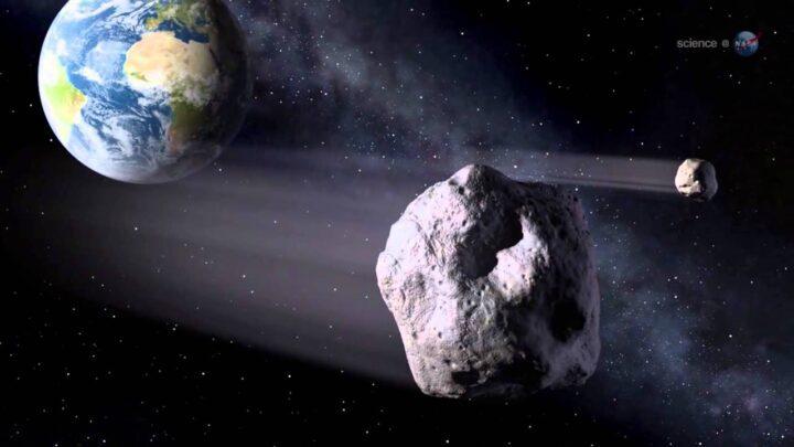 DA14. Asteroides un peligro constante