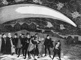 Cometa 1577. Los cometas
