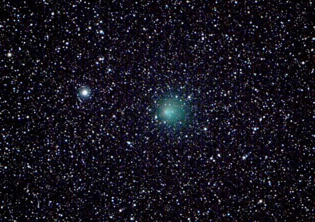 Cometa 2P 2003. Los cometas