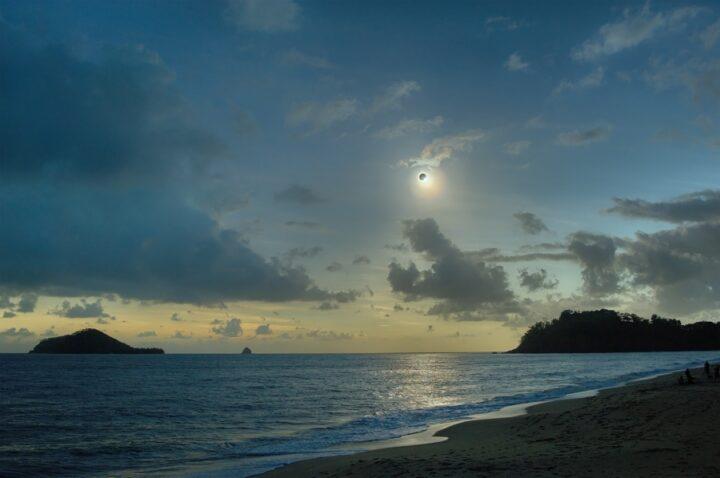 Eclipse Sol Observatorio