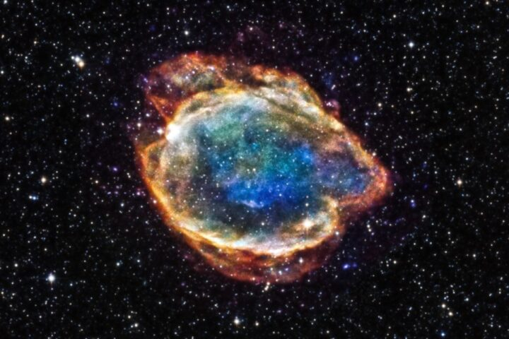 Enana blanca. Los telescopios espaciales