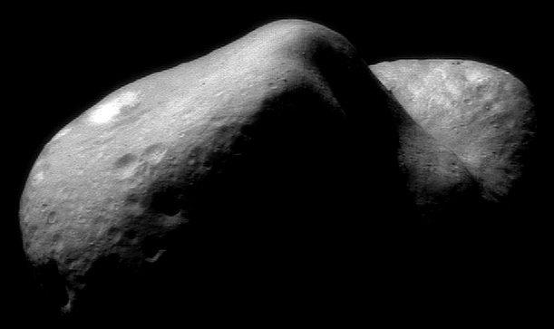 El asteroides Eros